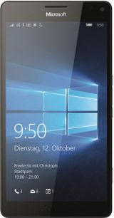 Reparatur beim defekten Microsoft Lumia 950 XL Smartphone